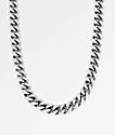 "The Gold Gods 10mm Diamond Miami Cuban 24"" White Gold Chain Necklace"