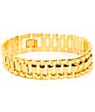 The Gold Gods Gold Watch Link Bracelet