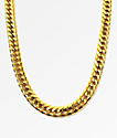 The Gold Gods collar Cuban Link