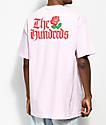 The Hundreds Big Rose Pink T-Shirt