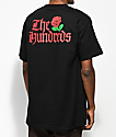 The Hundreds Big Rose camiseta negra