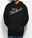 The Hundreds Bodies Slant Black Hoodie