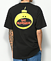 The Hundreds Bombastic Black T-Shirt