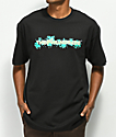 The Hundreds Bubble Bar camiseta negra
