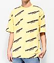 The Hundreds Card camiseta amarilla