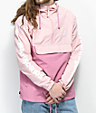The Hundreds Dell 2 Pink Anorak Jacket