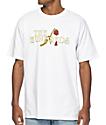 The Hundreds Drought White T-Shirt