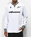 The Hundreds Howard jersey de manga larga blanca