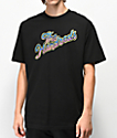 The Hundreds Loose Slant Black T-Shirt