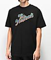 The Hundreds Loose Slant camiseta negra