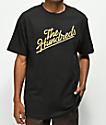 The Hundreds Modesto Slant camiseta negra
