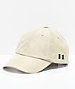 The Hundreds Rev Khaki Strapback Hat
