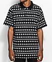 The Hundreds Rey Black Polo Shirt