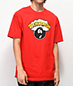 The Hundreds Sour Adam camiseta roja