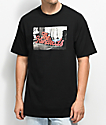 The Hundreds Wearhouse Black T-Shirt