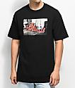 The Hundreds Wearhouse camiseta negra