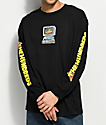 The Hundreds Wi-Fi Black Long Sleeve T-Shirt
