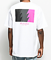 The Hundreds Wildfire camiseta blanca
