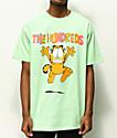 The Hundreds x Garfield Run Mint T-Shirt