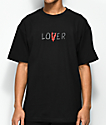 The Hundreds x IT Lover Black T-Shirt