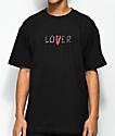 The Hundreds x IT Lover camiseta negra