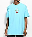 The Hundreds x Roger Rabbit Blue T-Shirt