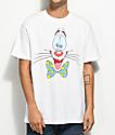 The Hundreds x Roger Rabbit Whiskers White T-Shirt