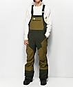 ThirtyTwo Basement Military 10K Snowboard Bib Pants