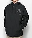 ThirtyTwo Grasser 10K chaqueta de snowboard negra