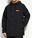 ThirtyTwo Grasser Black 10K Snowboard Jacket