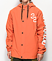 ThirtyTwo Merchant 10K chaqueta de snowboard marrón