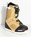 ThirtyTwo Womens STW Tan Boa Snowboard Boots
