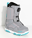 ThirtyTwo Womens Shifty Grey Boa Snowboard Boots