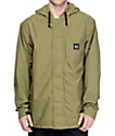 Thirtytwo Kaldwell 10K Army Green Snowboard Jacket