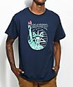 Thrasher Liberty Goat Navy T-Shirt