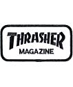 Thrasher Mag Logo Patch