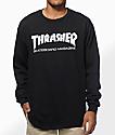 Thrasher Mag Logo camiseta de manga larga