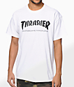 Thrasher Skate Mag White T-Shirt