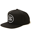 Thrasher Skategoat Patch Black Snapback Hat