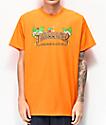 Thrasher Tiki Orange T-Shirt
