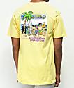 Thrilla Krew Da Boys Banana Yellow T-Shirt