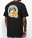 Thrilla Krew Shaka camiseta negra