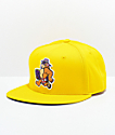 Thrilla Krew Walking Thrilla Yellow Snapback Hat