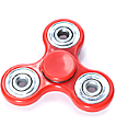 Top Trenz Red Fidget Spinner