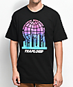 Trap Lord City Logo camiseta negra