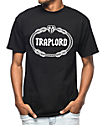 Trap Lord Crest camiseta negra