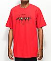 Traplord Birds camiseta roja
