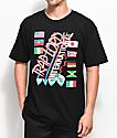Traplord International Black T-Shirt