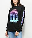 Traplord Worldwide Black Long Sleeve T-Shirt