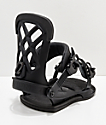Union Contact Pro Black Snowboard Bindings 2019